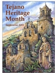 Tejano Heritage Month Poster